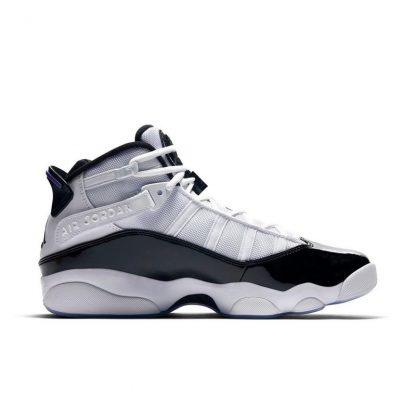 the latest 39e4f f949f 50% Off Discount Jordan 6 Rings White Concord Mens Shoe ...