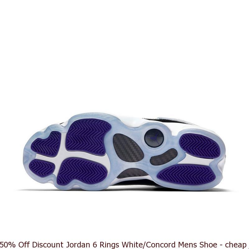 9d49996eb9e4 50% Off Discount Jordan 6 Rings White Concord Mens Shoe – cheap ...