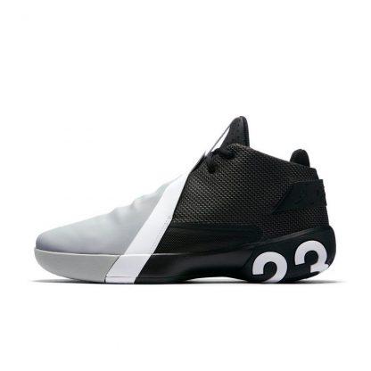 467b4981982cd Hot Sale Jordan Ultra Fly 3 Black White Smoke Grey Mens Basketball Shoe ...