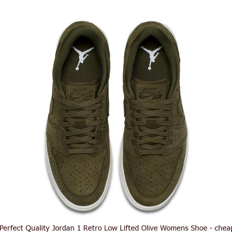 Perfect Quality Jordan 1 Retro Low