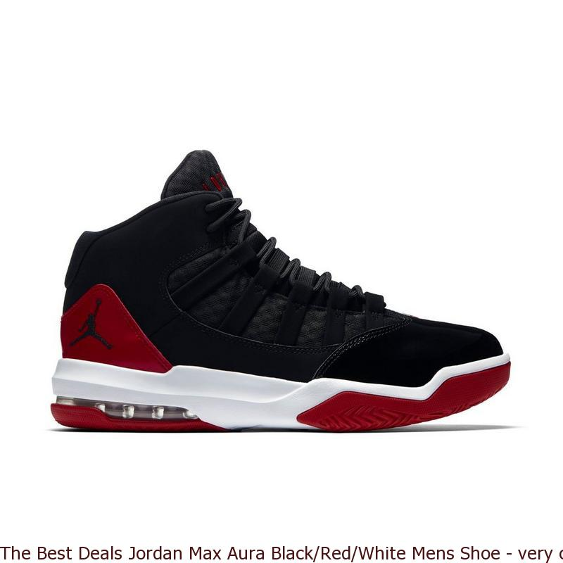 bloquear Tectónico desayuno  The Best Deals Jordan Max Aura Black/Red/White Mens Shoe – very cheap  jordans for sale – Q0210 – Cheap Nike Air Jordan – 38$ Retro Air Cheap  Jordan 1 For Men Sale